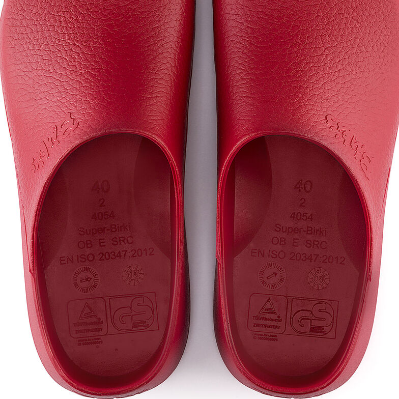 Polyurethane Red