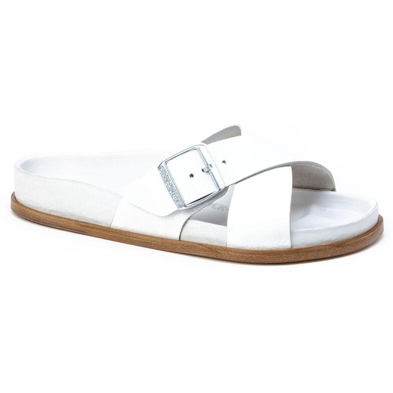Siena Natural Leather Premium White