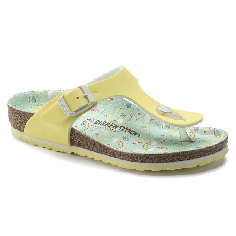Gizeh Birko-Flor Candy Pastel Yellow