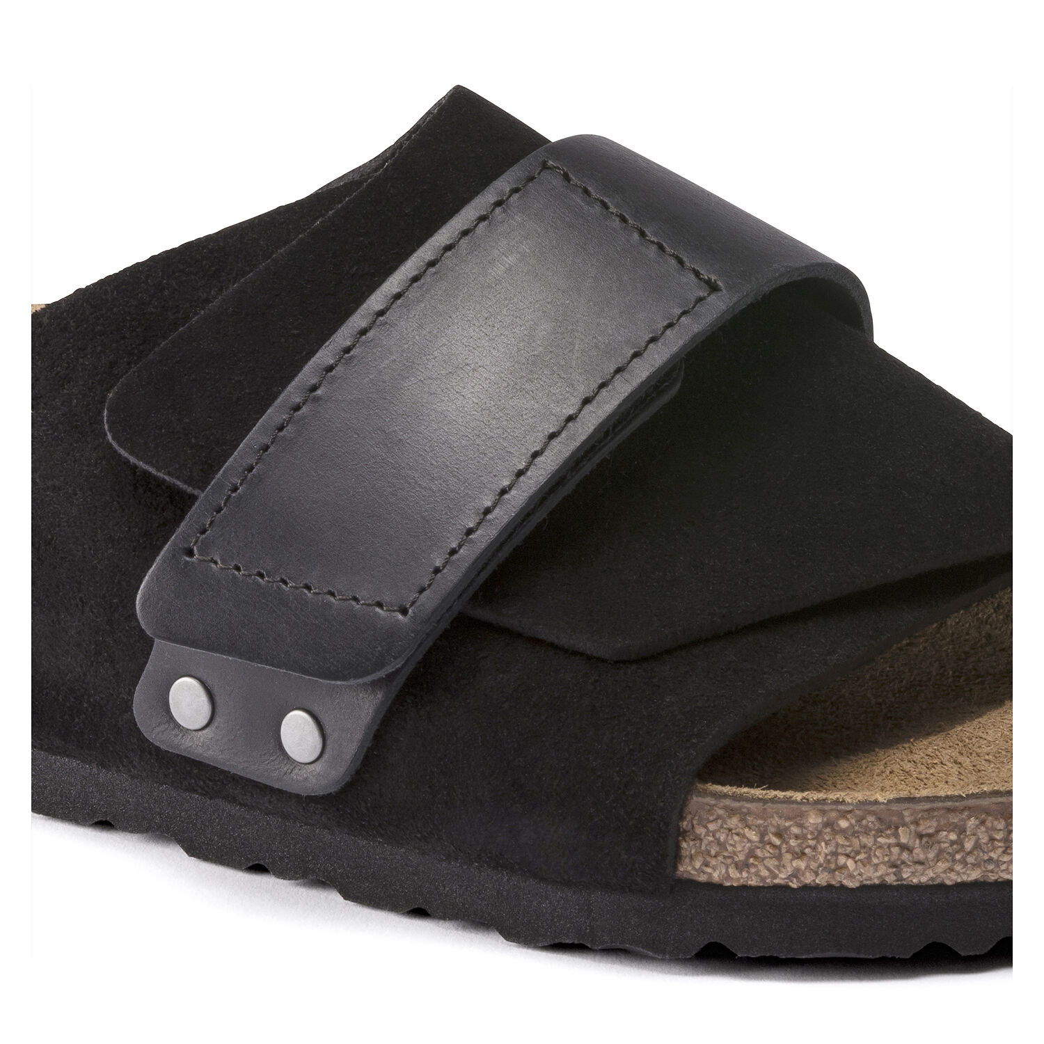 Kyoto Oiled Leather/Suede Leather
