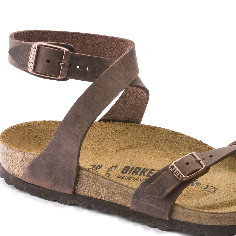 Yara Oiled Leather