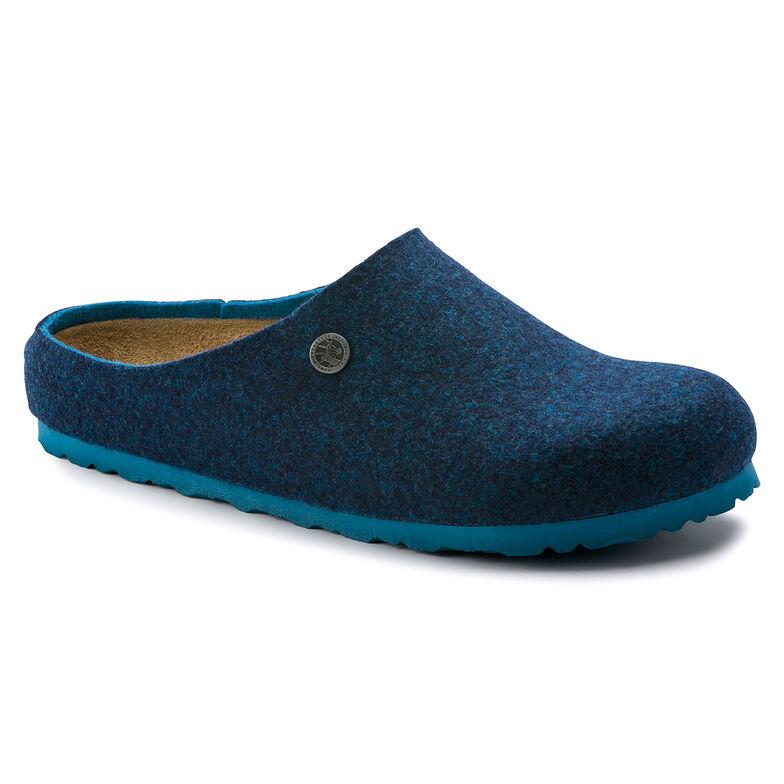 Kaprun Wool Doubleface Blue