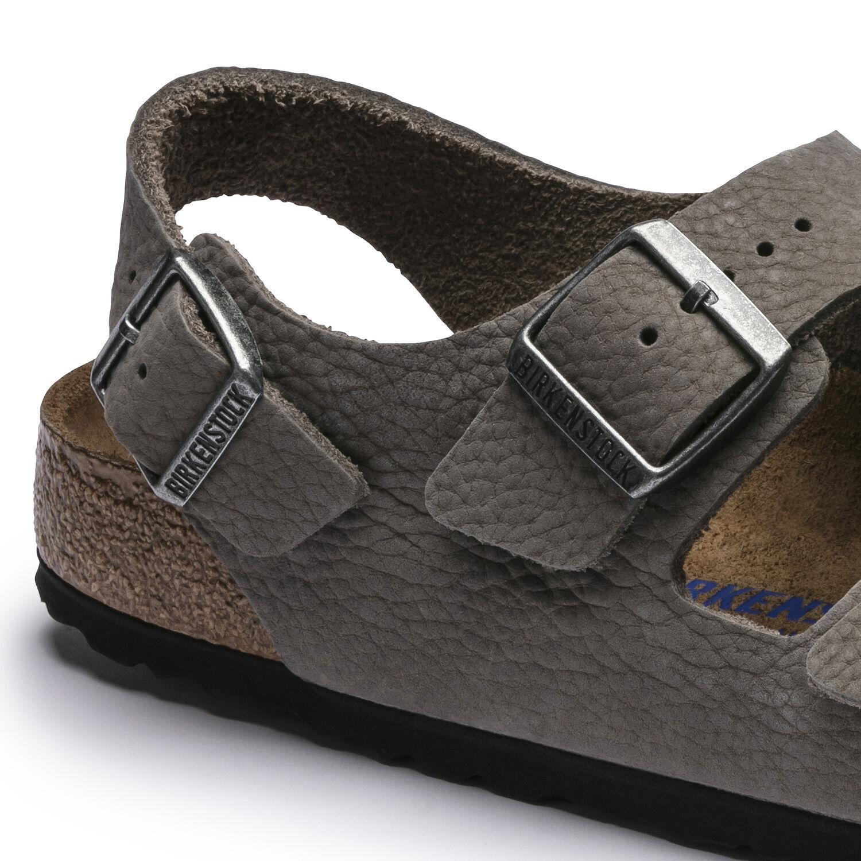 Milano BS Nubuck Leather