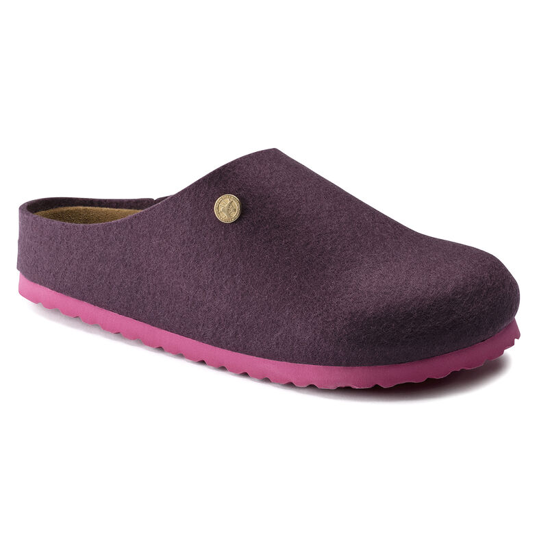 Kaprun Wool Purple