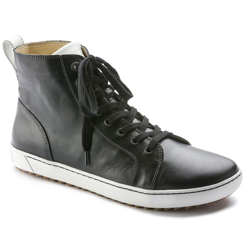 Bartlett Natural Leather Black