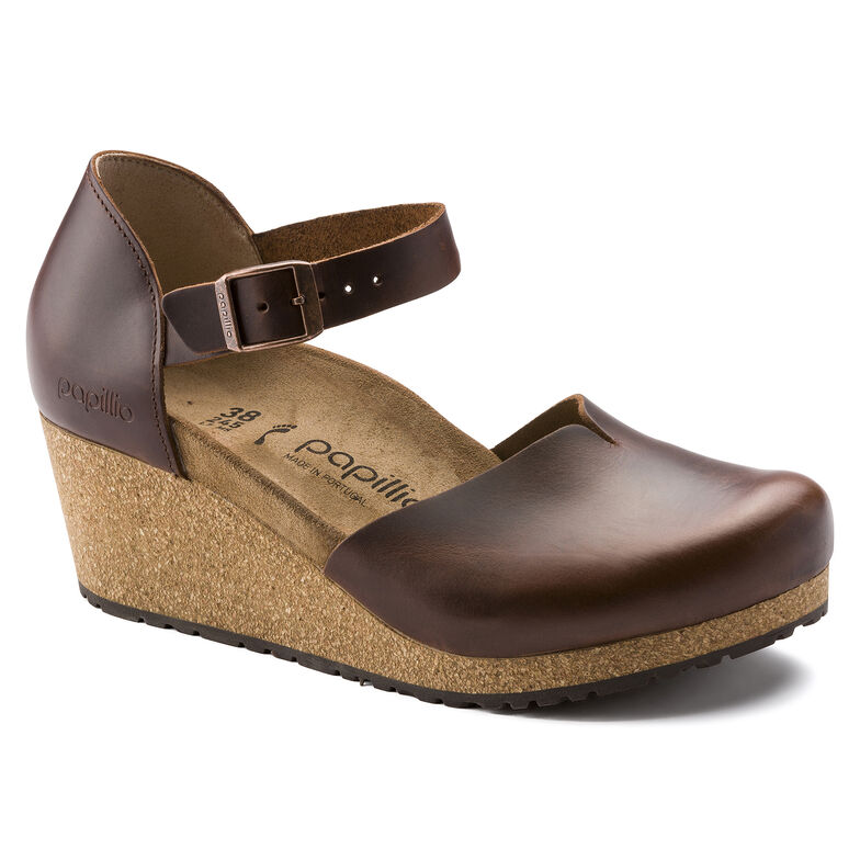 Mary Natural Leather Cognac