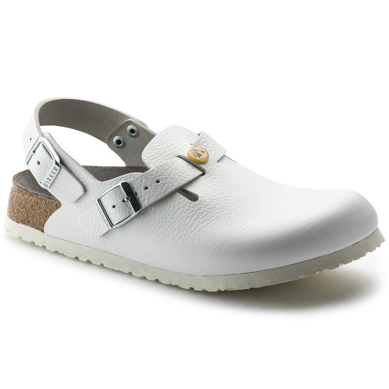 Tokio Natural Leather Weiß