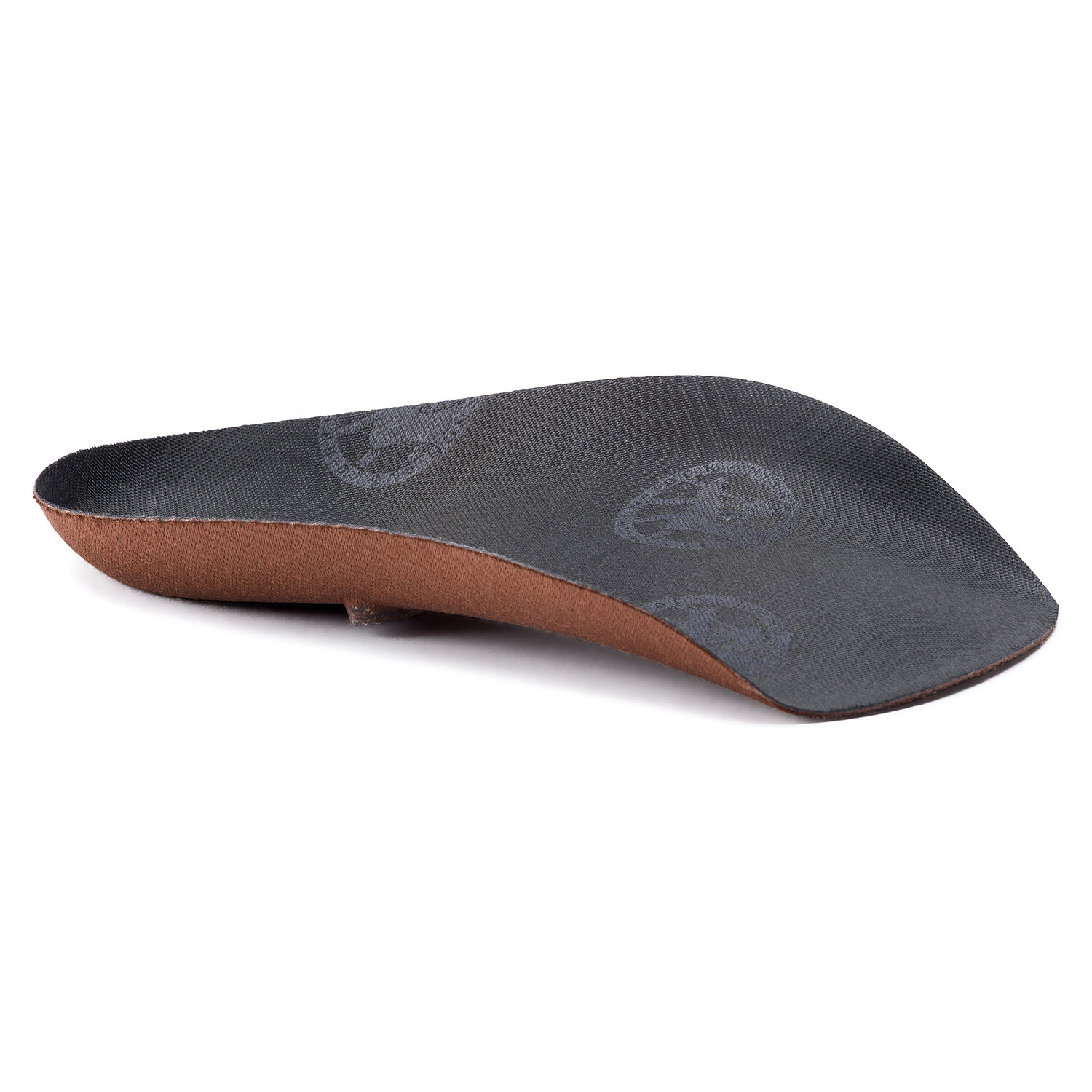 Footbed Tradition Black