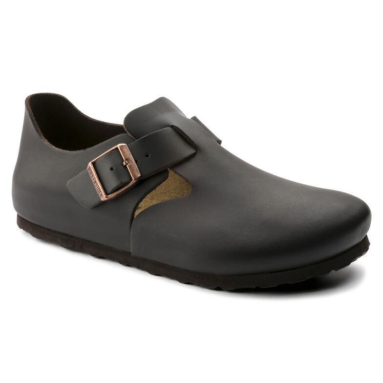 London Natural Leather Hunter Brown