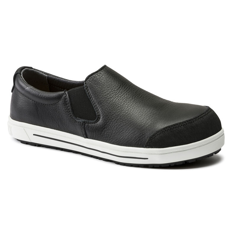QS Natural Leather Black1