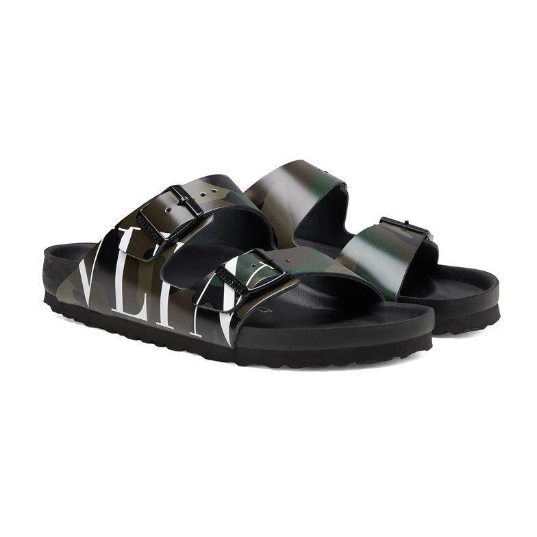 Arizona Valentino Garavani VLTN Army Green-Brushwood