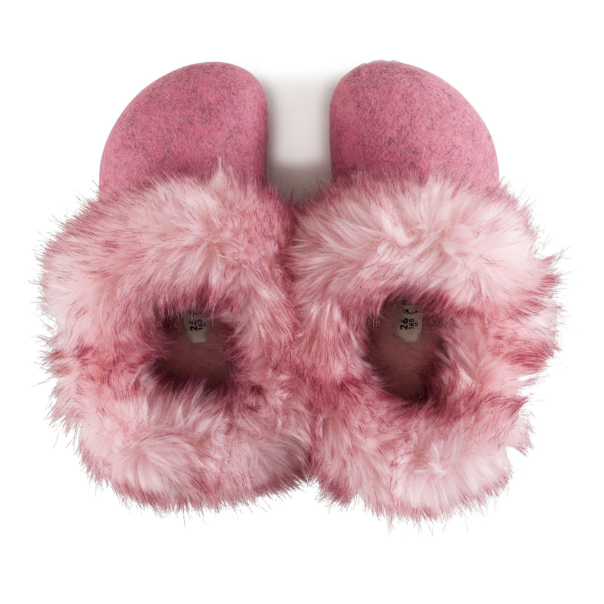Kaprun Braid Wool Felt Inuit Pink | Shoppa online hos