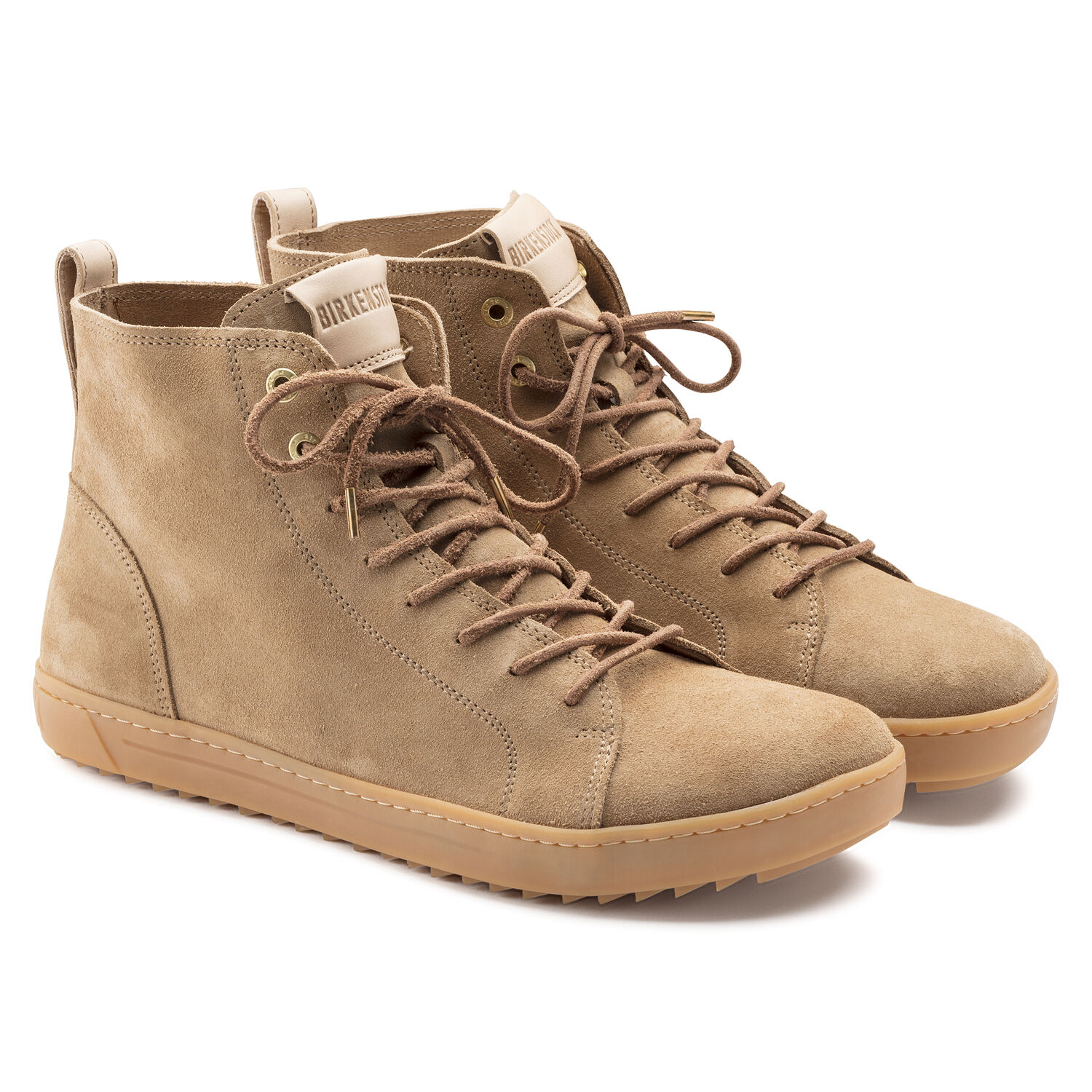 Bartlett Suede Leather