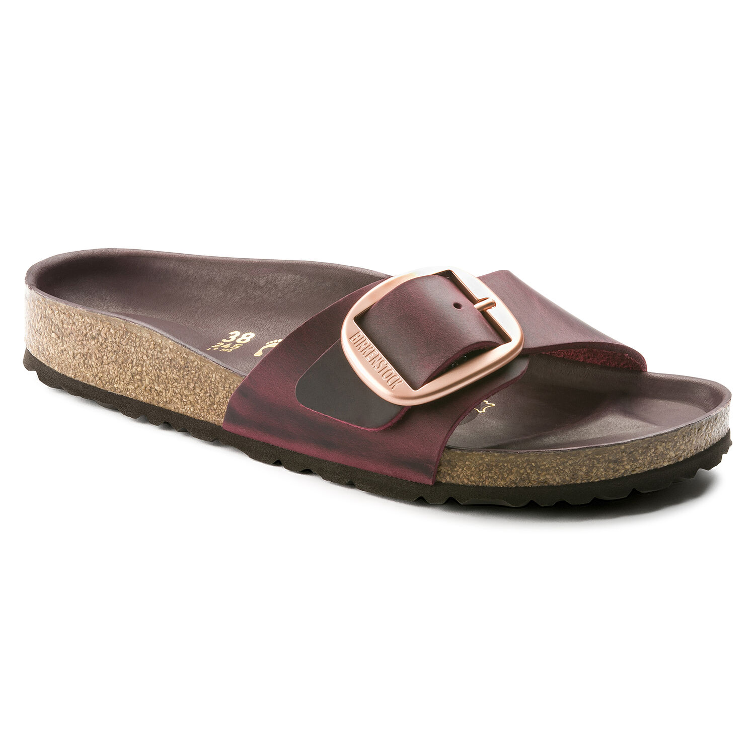 f495c13a715a Madrid Oiled Leather Zinfandel