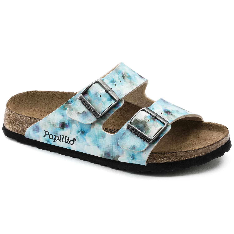 cfd7aa6e4 Arizona Birko-Flor Soft Footbed Pixel Blue