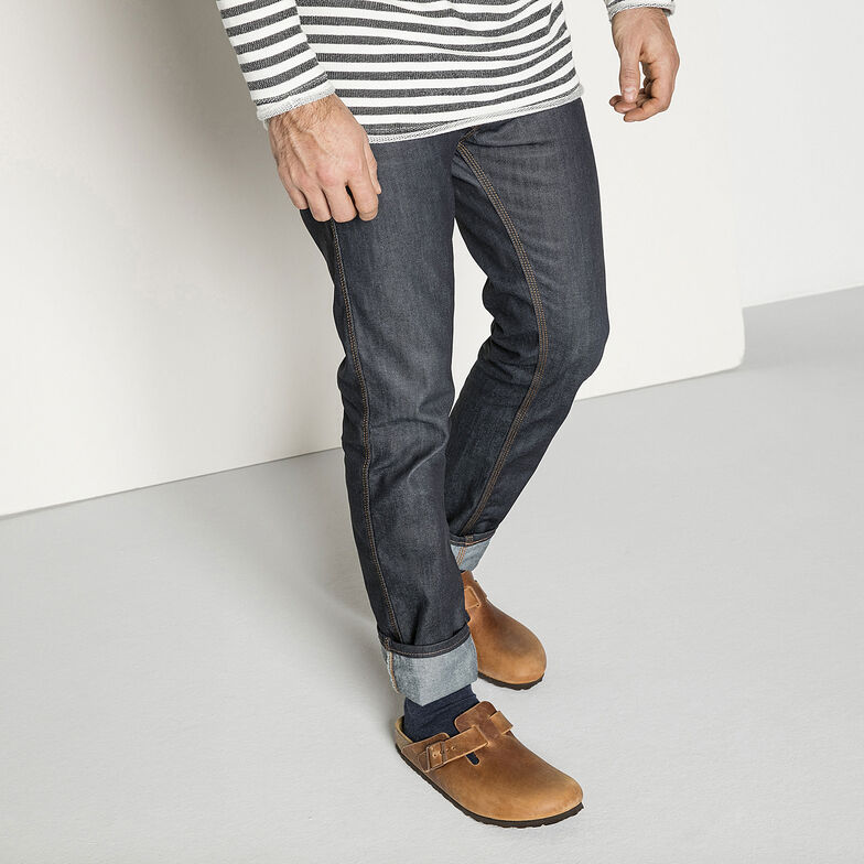 Cotton Sole Jeans Melange