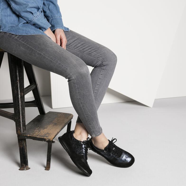Cincinnati Suede Leather/Textile/Synthetics