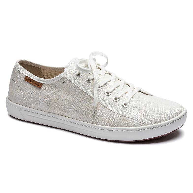 Arran Textile White