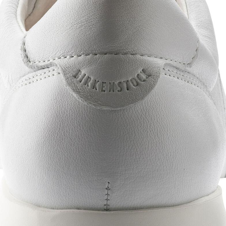 Illinois Natural Leather White