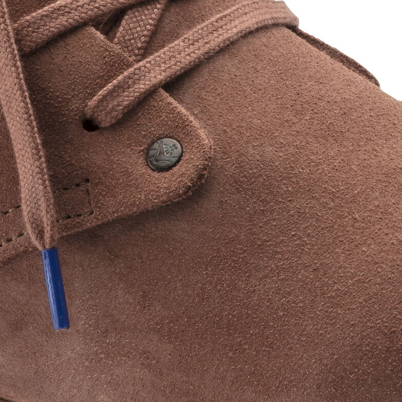 Dundee Suede Leather Rust