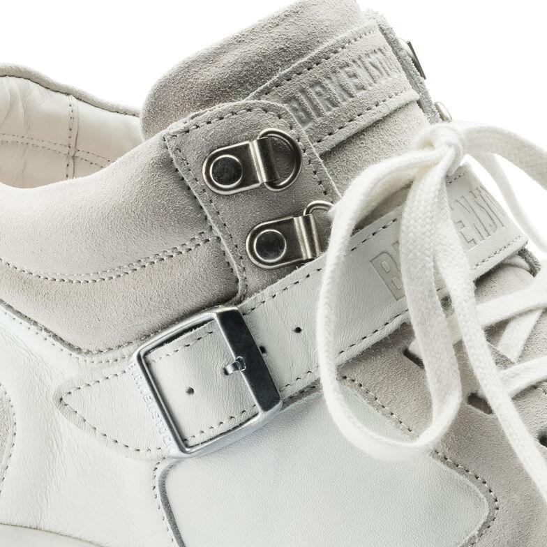 Ranga Suede Leather White
