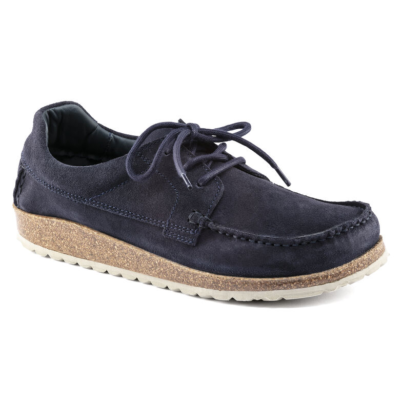 Sacramento Suede Leather Navy