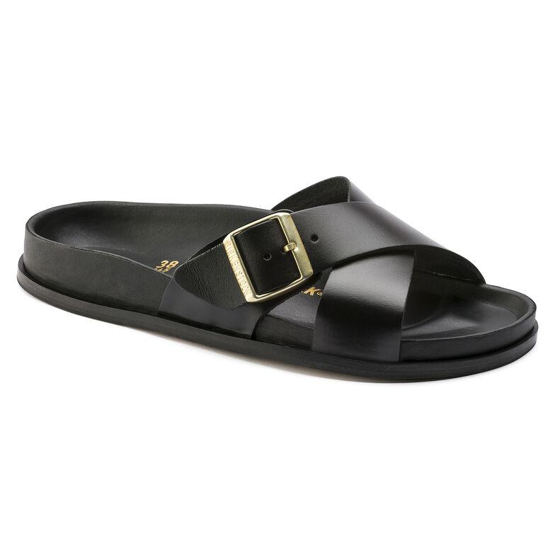 Siena Natural Leather Premium Black