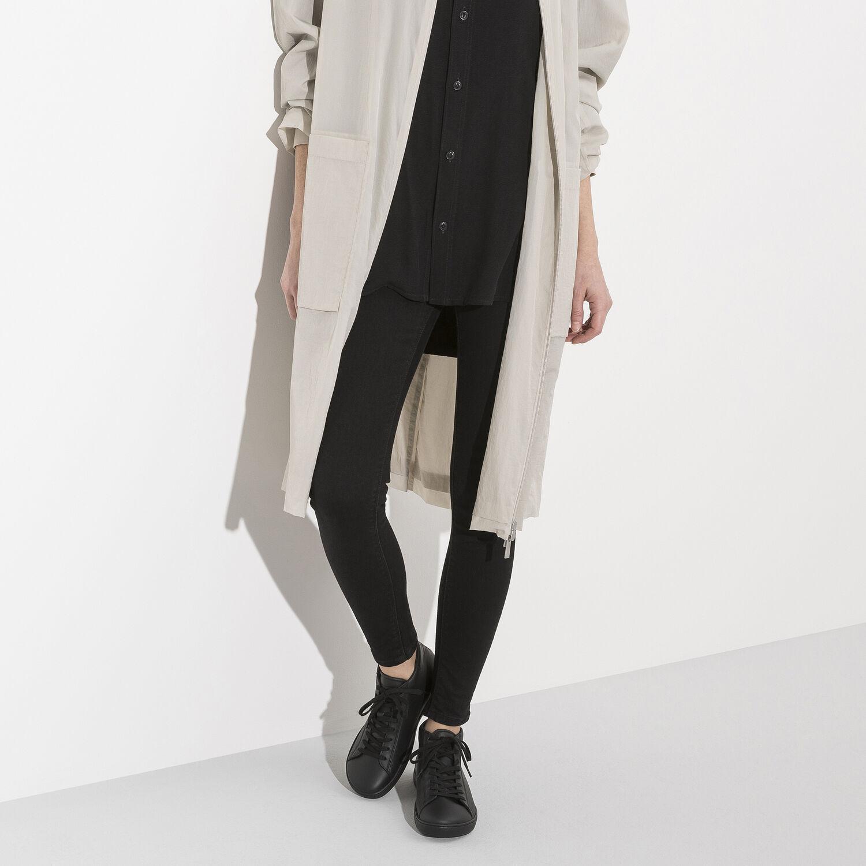 Levin Mid Damen Natural Leather