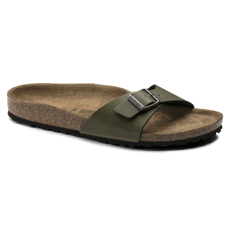 Madrid Birko-Flor Pull Up Olive
