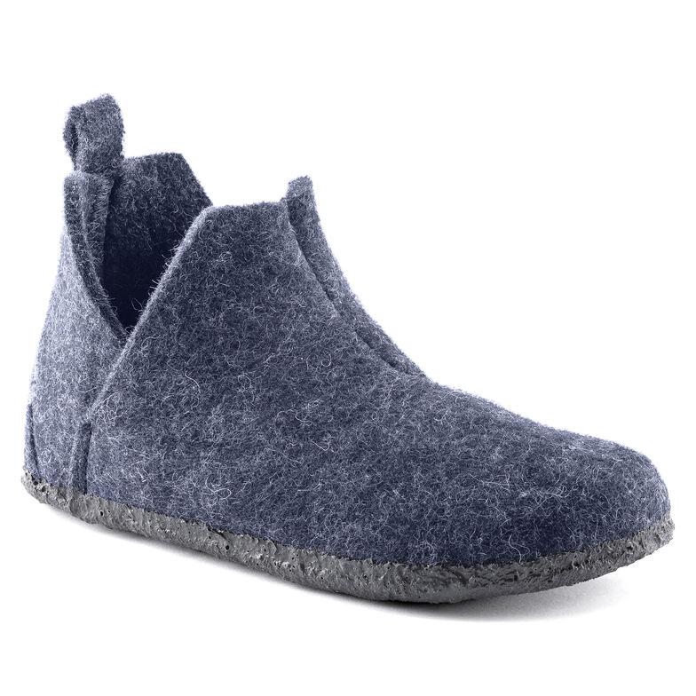Andermatt Kids Wool Felt Dark Blue