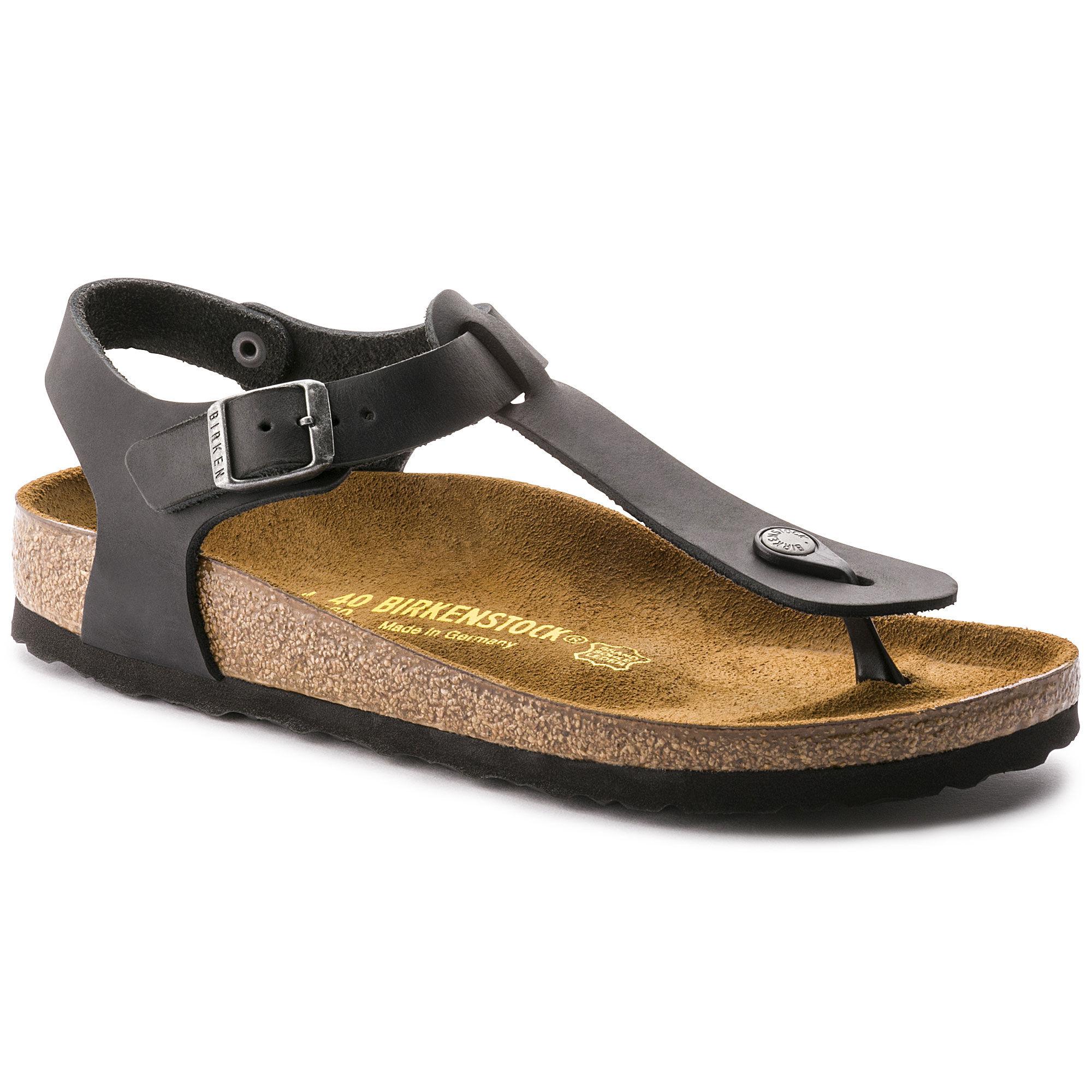 Birkenstock sandal (KAIRO OILED LEATHER), Men's Fashion