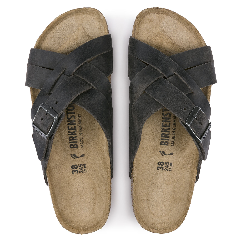 Lugano Nubuck Leather