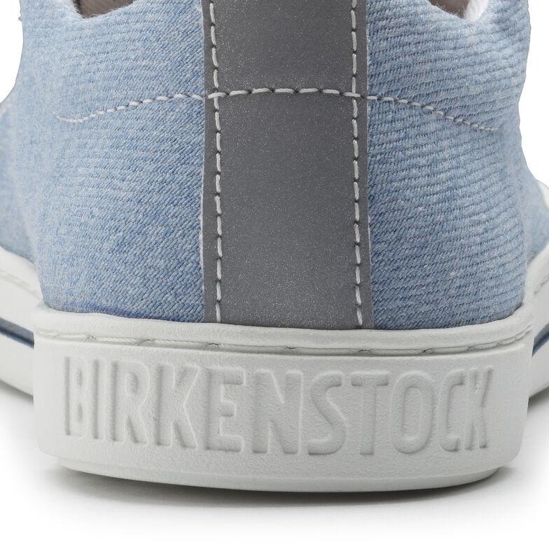 Arran Textile Grau-Blau/Indigo