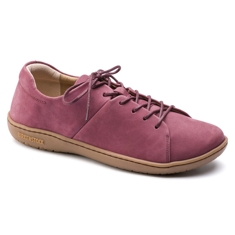 Albany Nubuck Leather Wine