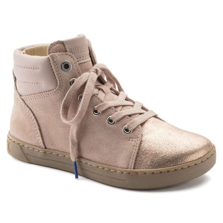 Bartlett Suede Leather Rose