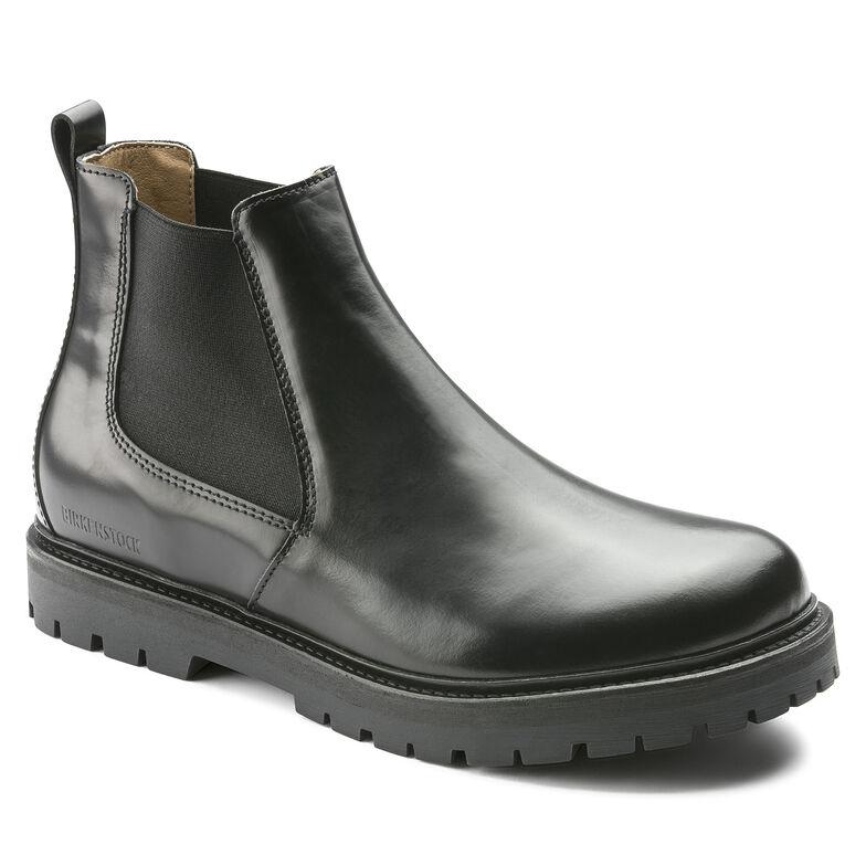 Stalon Natural Leather Black
