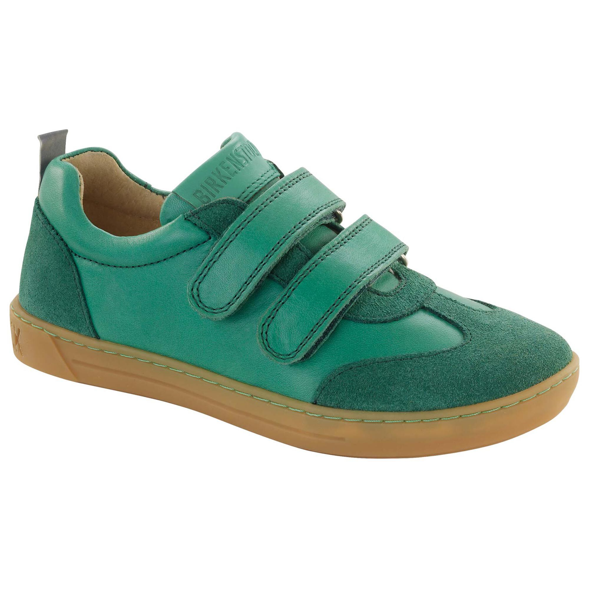 Davao Mixed Leather Green