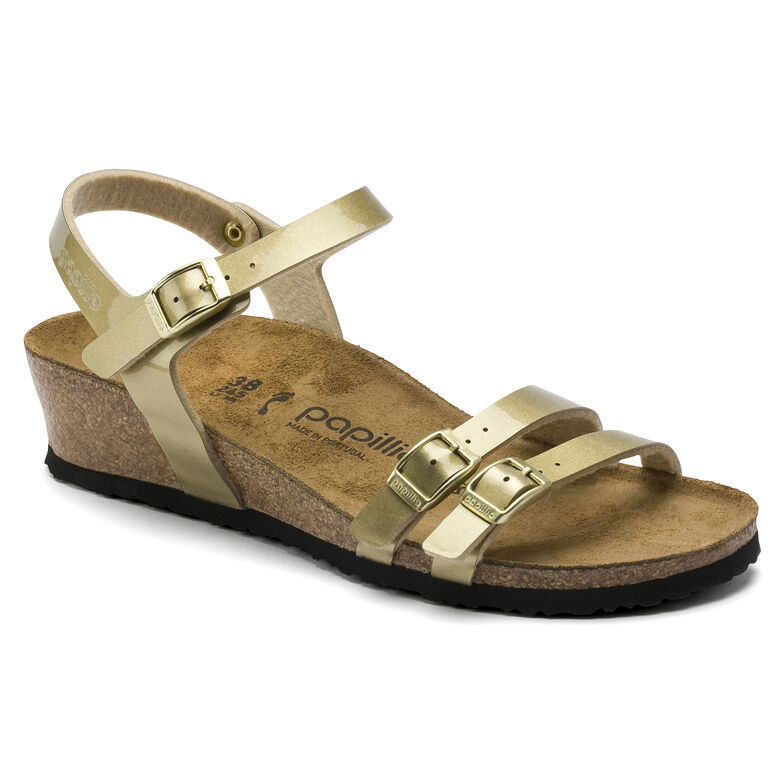 Lana Birko-Flor Metallic Gold