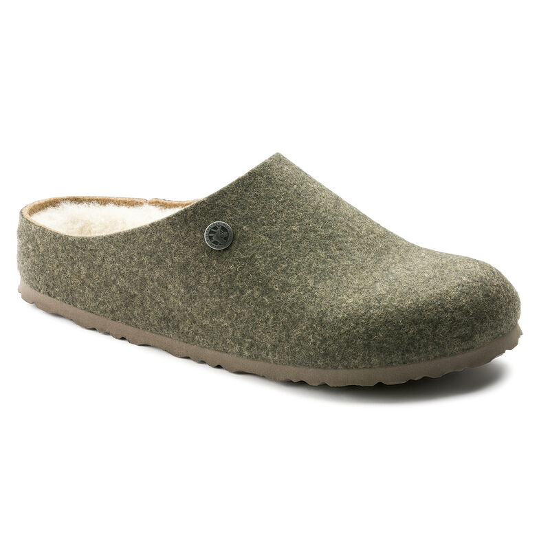 Kaprun Wool Doubleface Khaki
