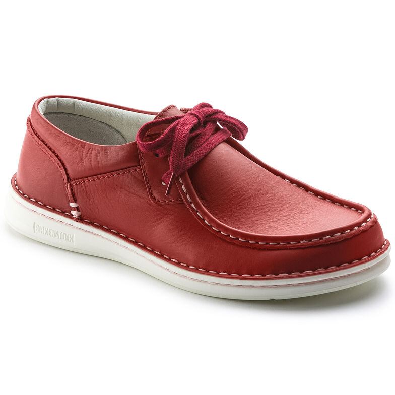 Pasadena Natural Leather Red