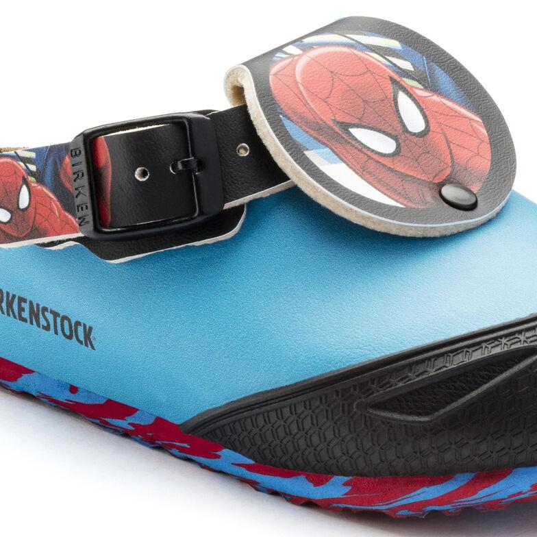 Shetland Birko-Flor Marvel Spiderman Blue