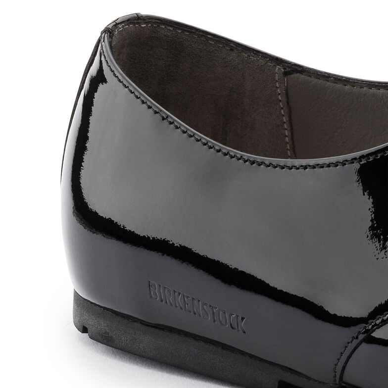 Saunders Embossed Leather Patent