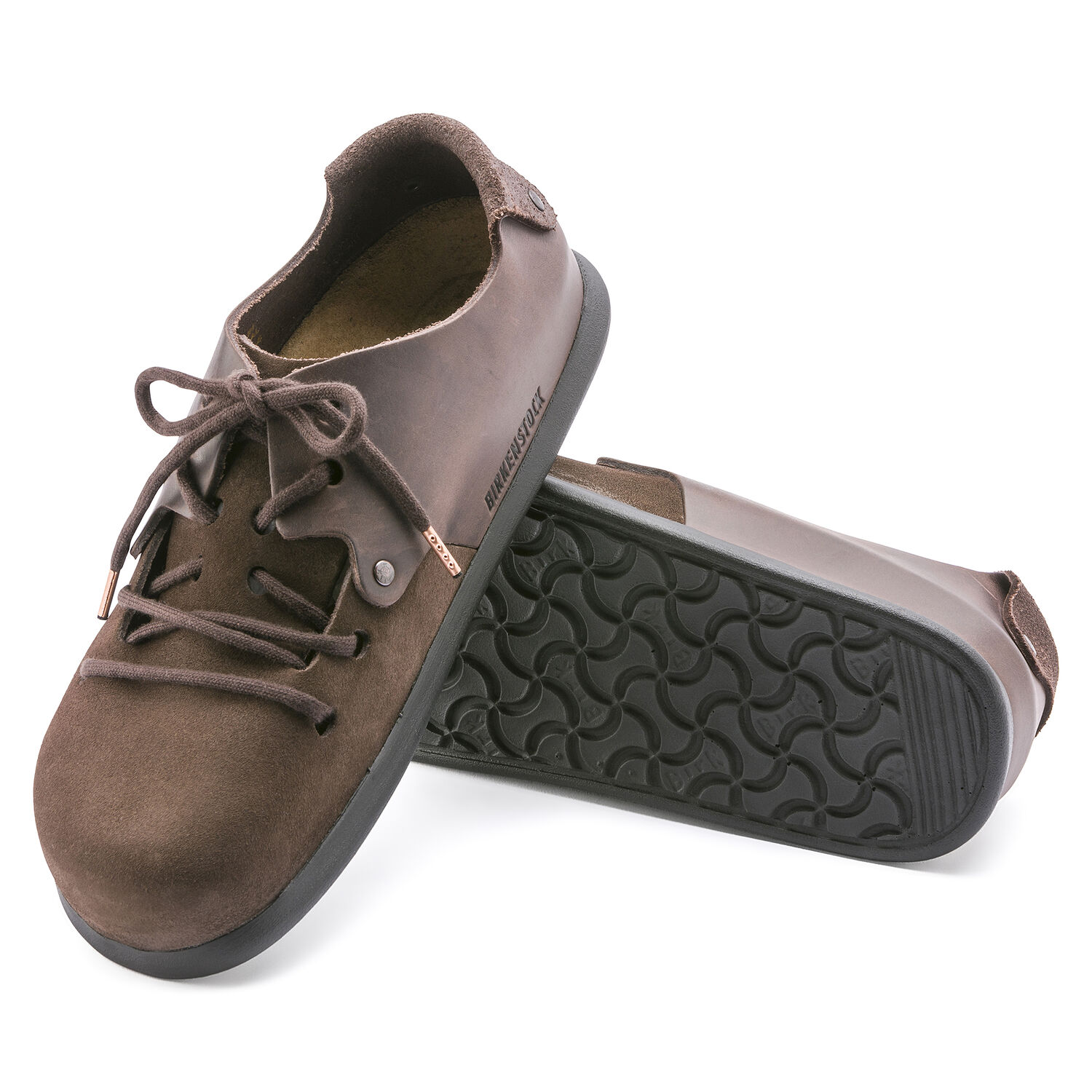 Montana Oiled Leather/Suede Leather