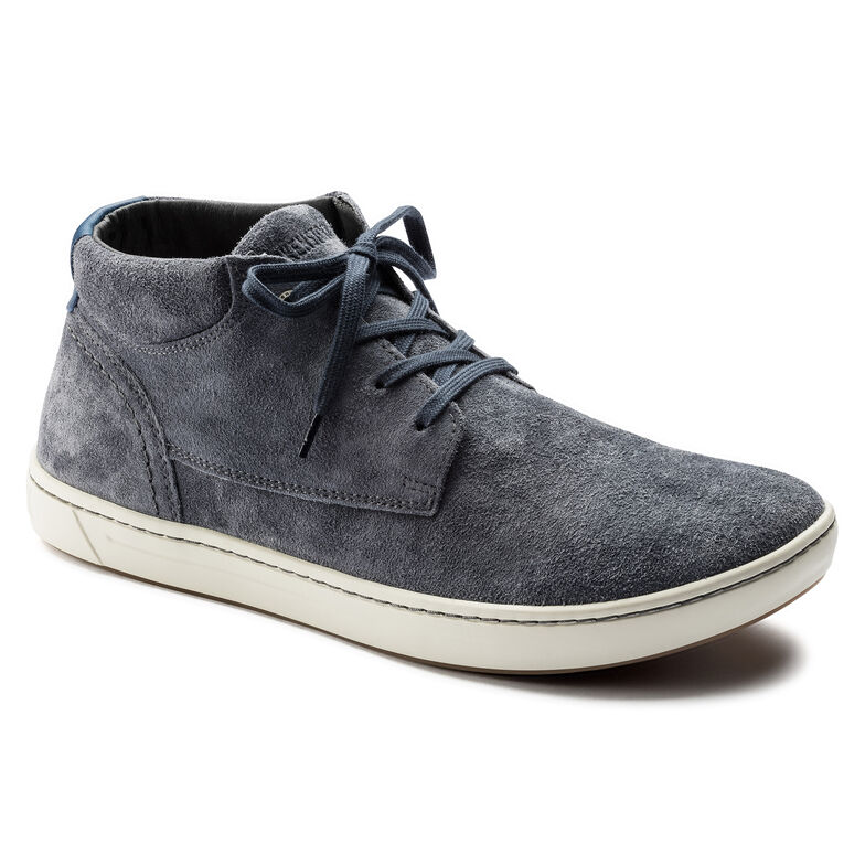 Bandon Suede Leather Navy