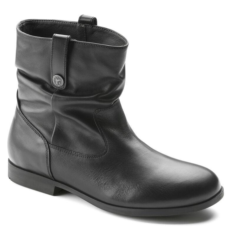 Sarnia Natural Leather Schwarz