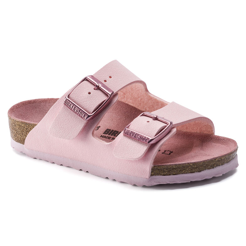 Arizona Kids Birko-Flor Nubuck Rose