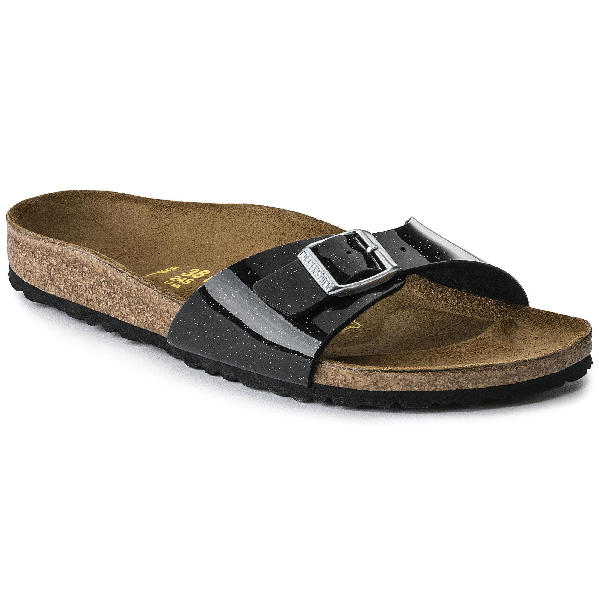 Zapatos grises Birkenstock Madrid para mujer DxXFBwB