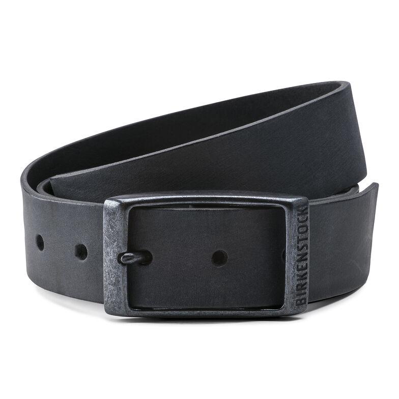 Kansas Belt Black