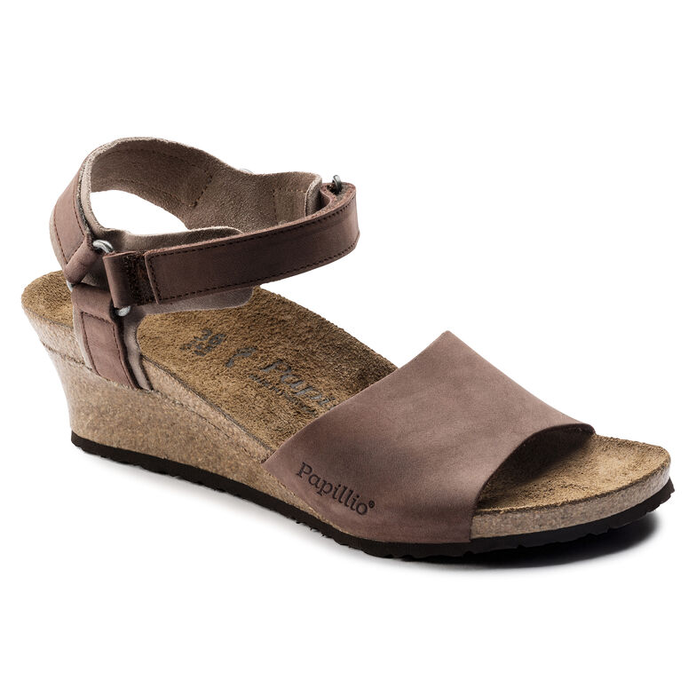Eve Oiled Leather Brown