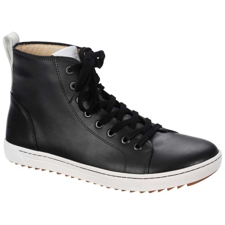 Bartlett Natural Leather Black1
